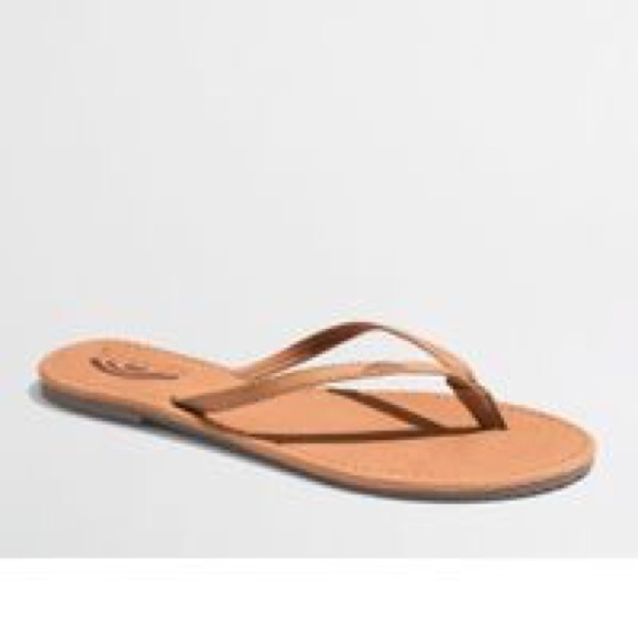 27525f9a7880 Jcrew Factory Rainbow Brand Shoes - Jcrew Factory Rainbow brand flip flops
